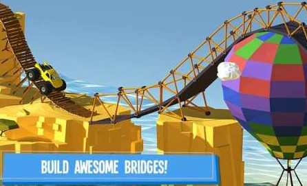 Build a Bridge! 4.0 Apk + Mod (Money) for android