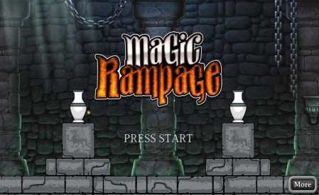 Magic Rampage 4.3.4 Apk + Mod (a lot of money) + Data for android