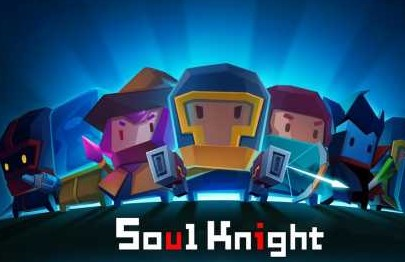 Soul Knight 2.5.1 Apk + Mod (Energy,Shopping,Unlocked) for android