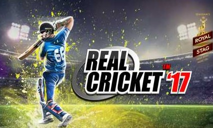 Real Cricket 17 2.7.4 Apk Mod (many coins) + Data