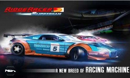 Ridge Racer Slipstream 2.5.4 Apk + Mod