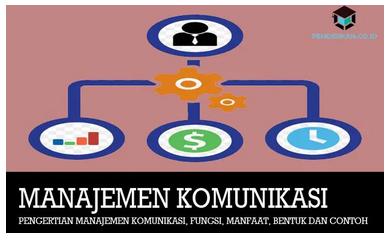 Pengertian Manajemen Komunikasi, Fungsi, Manfaat, Tujuan