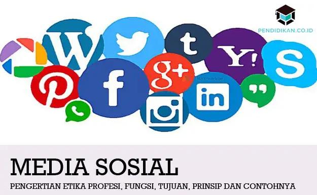 Pengertian Media Sosial, Karakteristik, Fungsi, Jenis